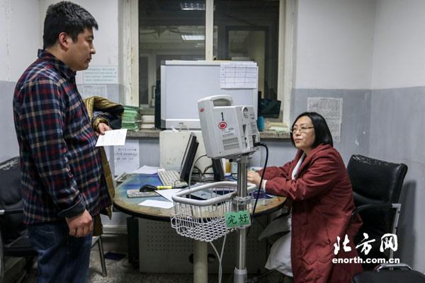 (北方网新媒体记者李鑫蒲永河现场报道) 环湖医院新院全面接诊 7点